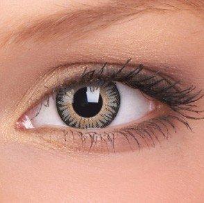 ColourVue Grey 3 Tones Coloured Contact Lenses