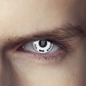 Edit's Terminator Range I'll Be Back Contact Lenses