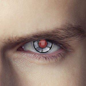 Edit's Terminator Range Robot Contact Lenses