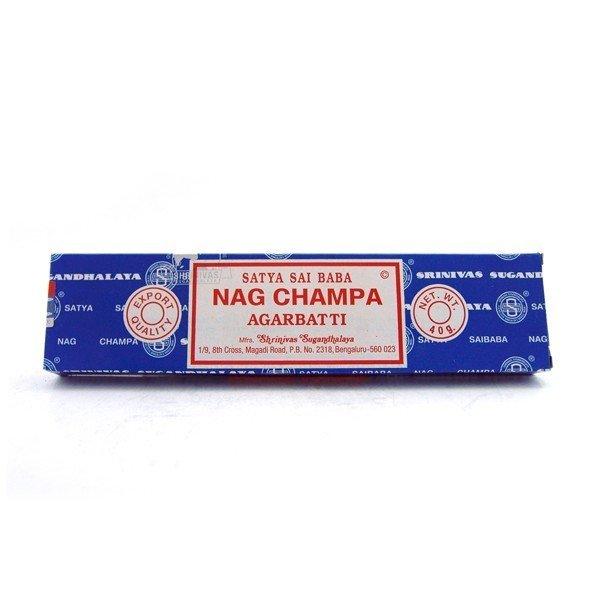 Agarbati 15 Gram Pack Of Satya Nag Champa Incense Sticks