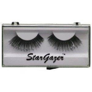 Stargazer Reusable False Eyelashes Black & Black Foil 13