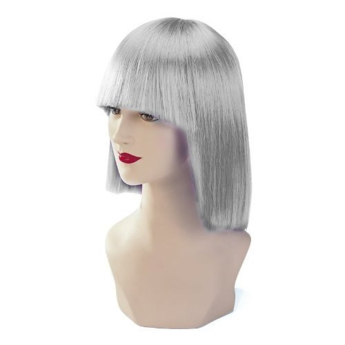 Silver Stargazer Adjustable Japan Style Fashion Wig