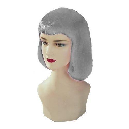 Silver Stargazer Adjustable Pulp Style Fashion Wig
