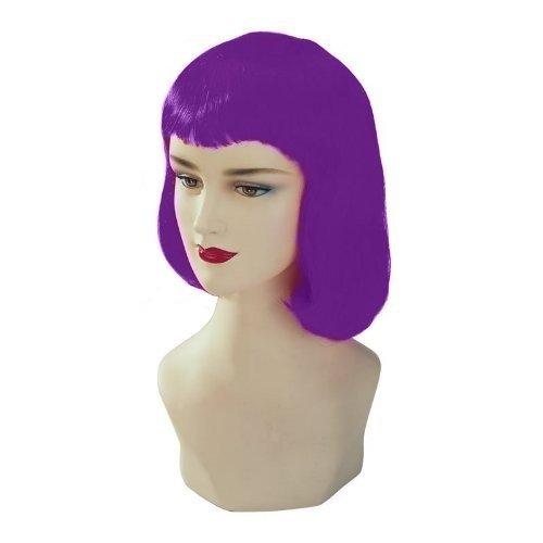 Violet Stargazer Adjustable Pulp Style Fashion Wig