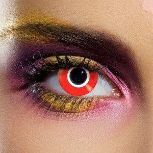 1 Day Use Assassin Crazy Coloured Contact Lenses