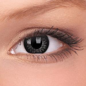 ColourVue Awesome Black Big Eyes Contact Lenses
