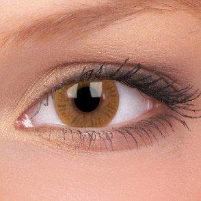 ColourVue Honey Basics Contact Lenses