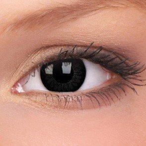 ColourVue Dolly Black Big Eyes Contact Lenses