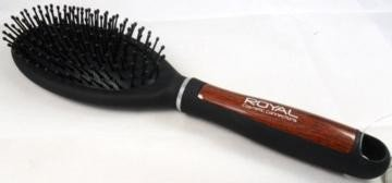 Black Royal Cosmetic Connections Paddle Hair Brush