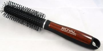 Black Royal Cosmetic Connections Radial Hair Brush