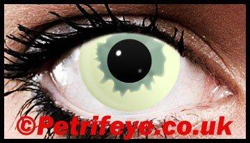 Casper Spooky Wild Contact Lenses