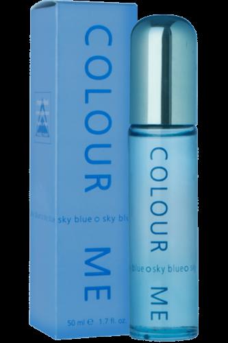 Milton Lloyd Ladies Perfume - Colour Me Blue - 50ml PDT - Parfum De Toilette