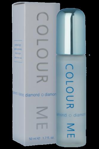 Milton Lloyd Ladies Perfume - Colour Me Diamond - 50ml PDT - Parfum De Toilette