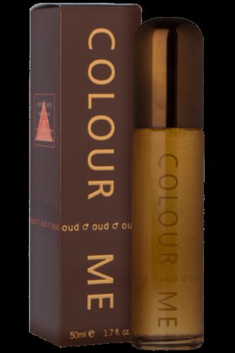 Milton Lloyd Mens Perfume - Colour Me Oud - 50ml EDT - Eau De Toilette