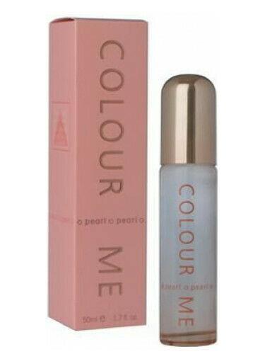 Milton Lloyd Ladies Perfume - Colour Me Pearl - 50ml PDT - Parfum De Toilette