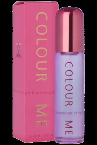 Milton Lloyd Ladies Perfume - Colour Me Pink - 50ml PDT - Parfum De Toilette