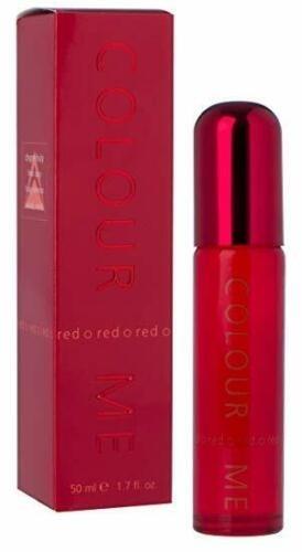 Milton Lloyd Ladies Perfume - Colour Me Red - 50ml PDT - Parfum De Toilette