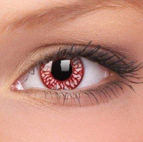 ColourVue Blood Shot Crazy Contact Lenses