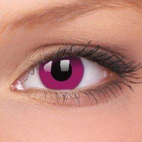 ColourVue Purple Crazy Contact Lenses