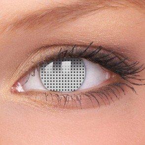ColourVue White Screen Crazy Contact Lenses