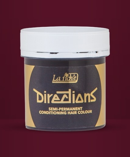 Dark Tulip Directions Hair Dye By La Riche