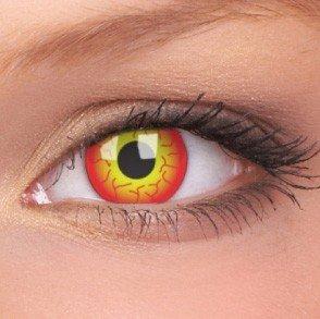 ColourVue Darth Maul Crazy Contact Lenses