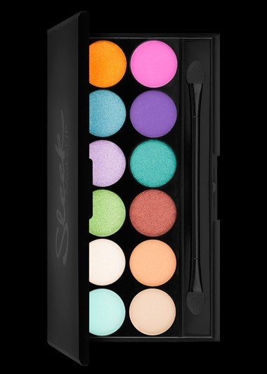 Sleek Makeup i Divine Eyeshadow Palette - Snapshots