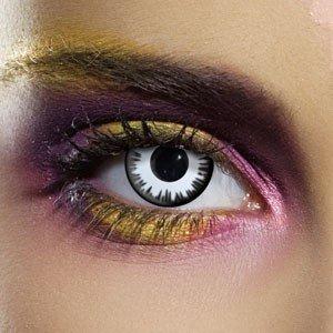 Edit's Crazy Range Luna Eclipse Contact Lenses