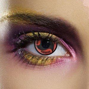 Edit's Crazy Range Mangekyu Contact Lenses