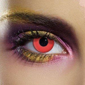 Edit's Crazy Range Red Contact Lenses