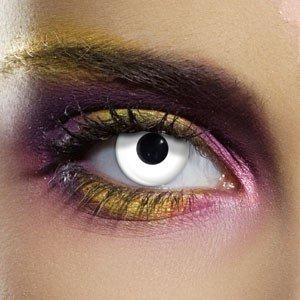 Edit's Crazy Range White Contact Lenses