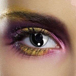 Edit's Crazy Range Ying Yang Contact Lenses