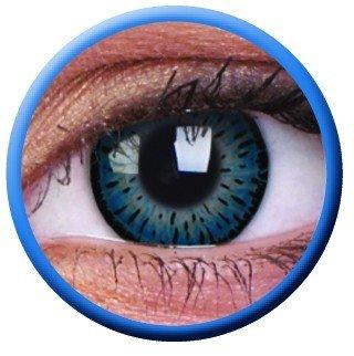 ColourVue Aqua Elegance Coloured Contact Lenses