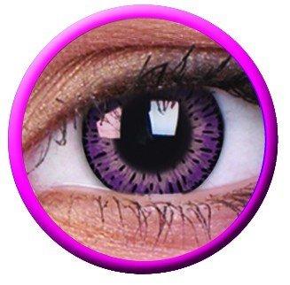 ColourVue Pink Elegance Coloured Contact Lenses