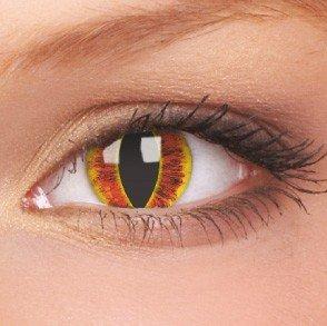 ColourVue Saurons Eye Crazy Contact Lenses