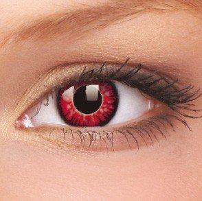 ColourVue Vampire Crazy Contact Lenses