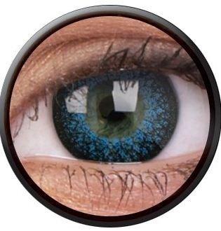 ColourVue Aqua Eyelush Coloured Contact Lenses