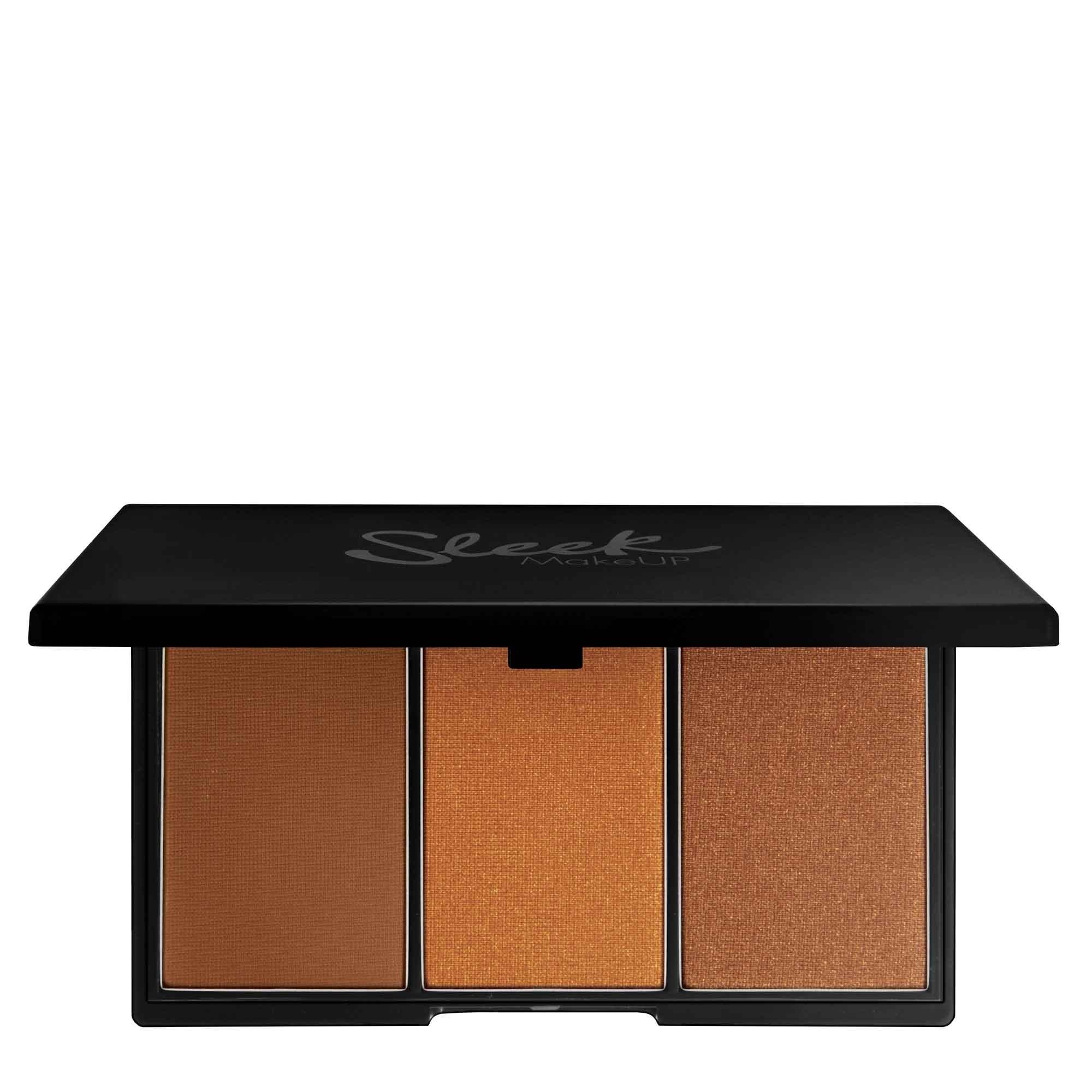 Sleek Face Form Contouring & Blush Palette (Dark)