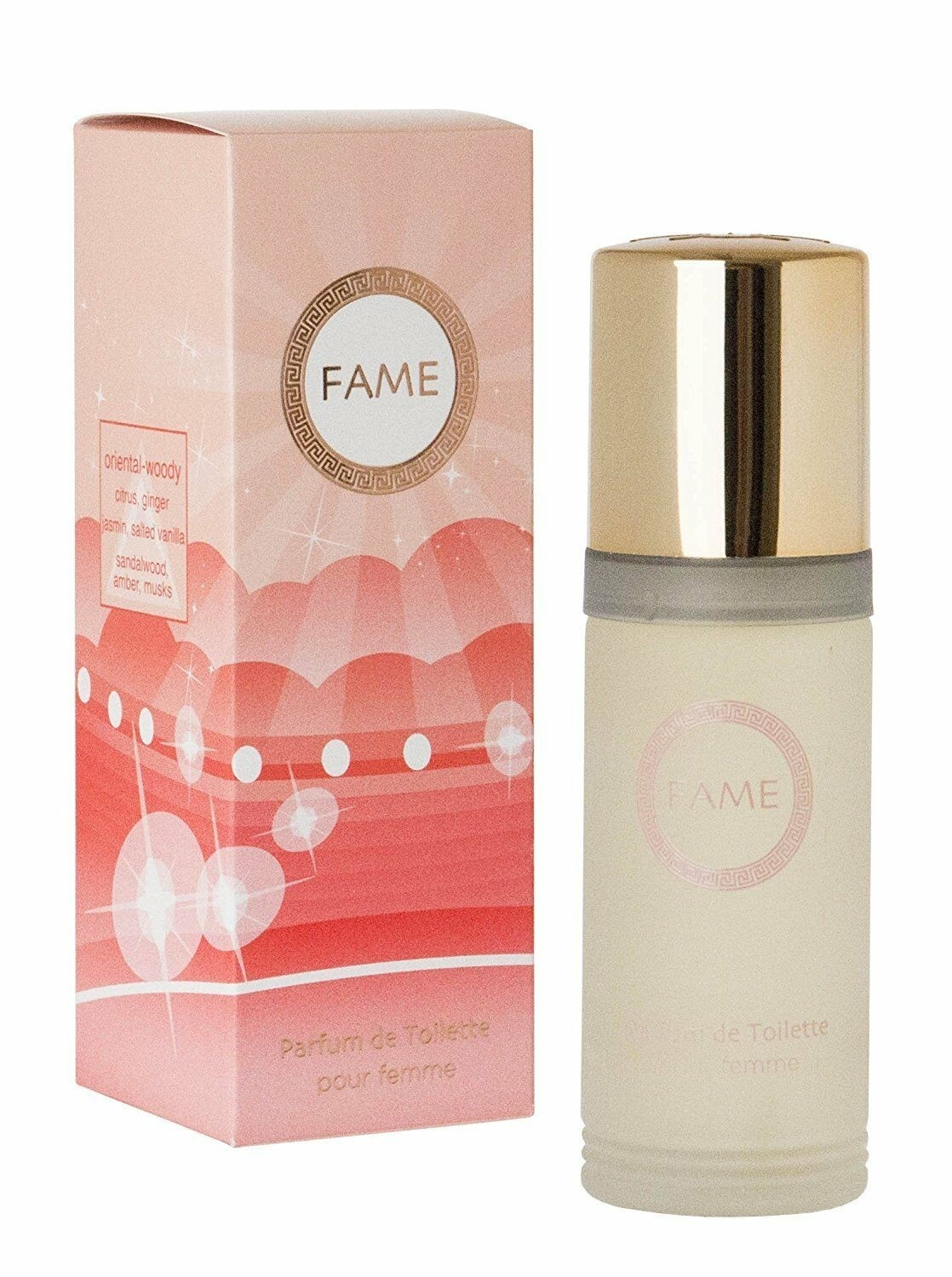 Milton Lloyd Ladies Perfume - Fame - 55ml PDT - Parfum De Toilette