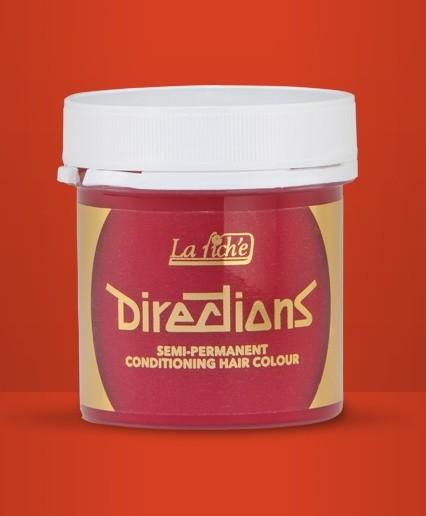 Fire Directions Hair Dye By La Riche