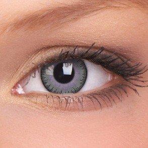 ColourVue Violet/Grey Fusion Coloured Contact Lenses