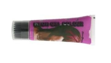 Stargazer Purple UV Reactive Neon Hair Gel
