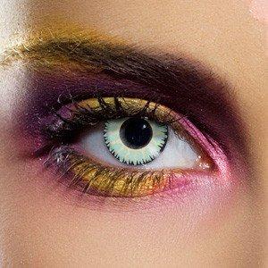 Edit's Glamour Range Green Contact Lenses