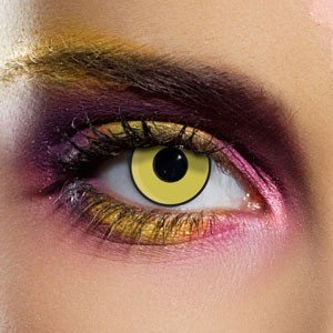 Edit's Movie Range Mad Hatter Contact Lenses