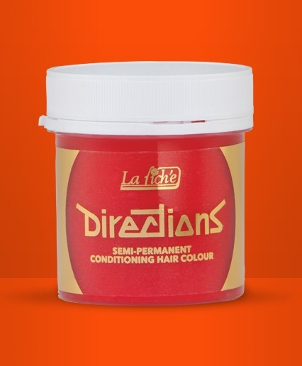 Mandarin Directions Hair Dye By La Riche
