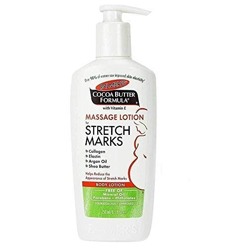 Palmer's Cocoa Butter Collagen Formula Massage Lotion for Stretch Marks (250ml)