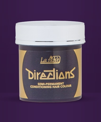 Plum Directions Hair Dye By La Riche