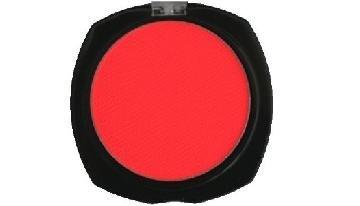 Stargazer 3.5g Red Neon Eyeshadow / Pressed Powder
