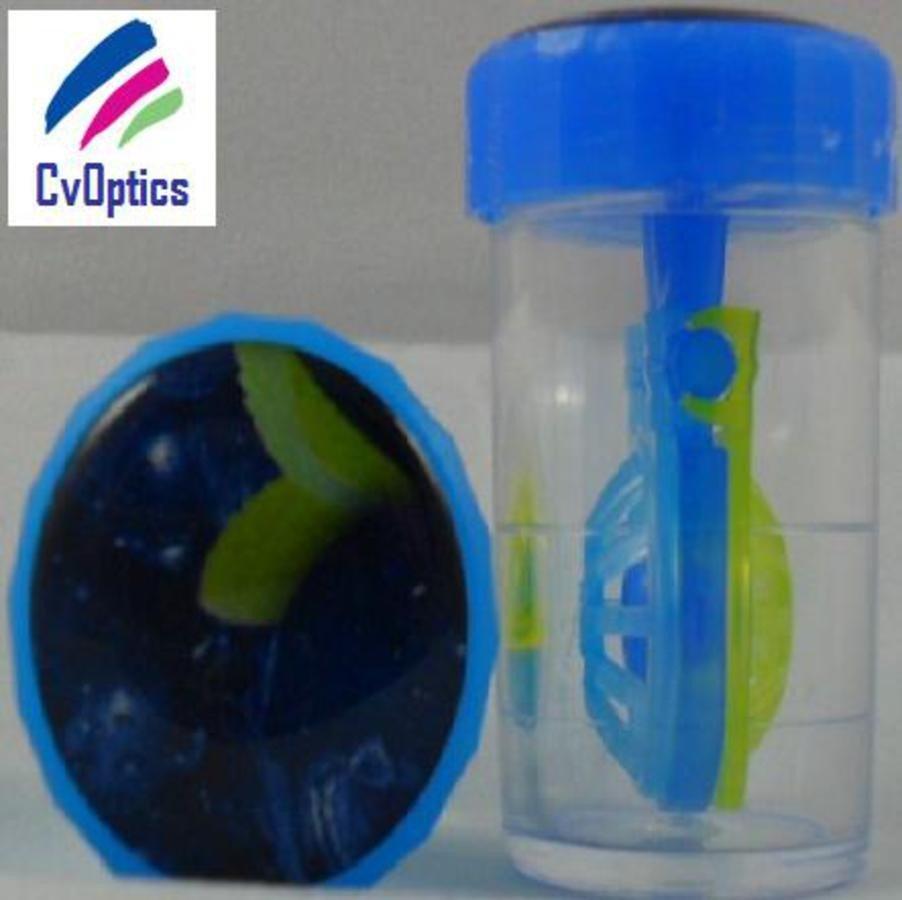 Blueberry Fruit Contact Lens Storage Soaking Barrel Case