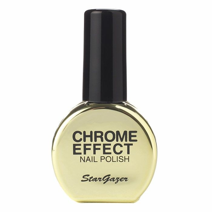 Stargazer Chrome Metallic Gold Nail Varnish 14ml 237